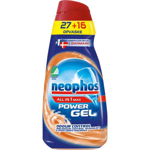 Neophos gel All in 1 max odour 650 ml. (6)