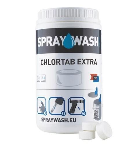Spraywash tablet klor extra
