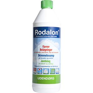 Rodalon udendørs