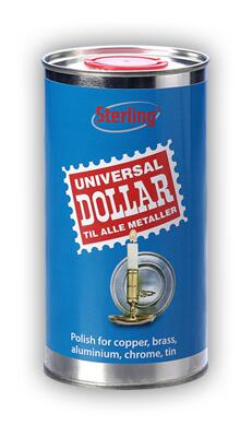 Dollar metalpuds 500 ml. (6)
