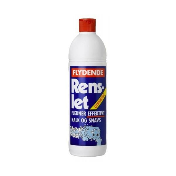 Flydende rens let 750 ml. (14)