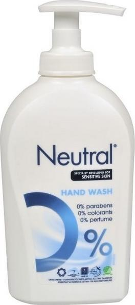 Neutral cremesæbe 250 ml. (6)