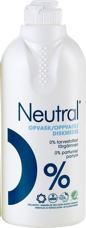 Neutral håndopvask 500 ml. (10)